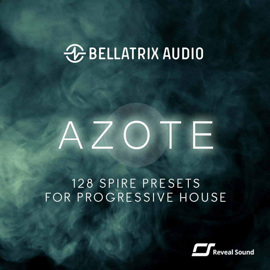 Cover_Bellatrix_Audio_Azote