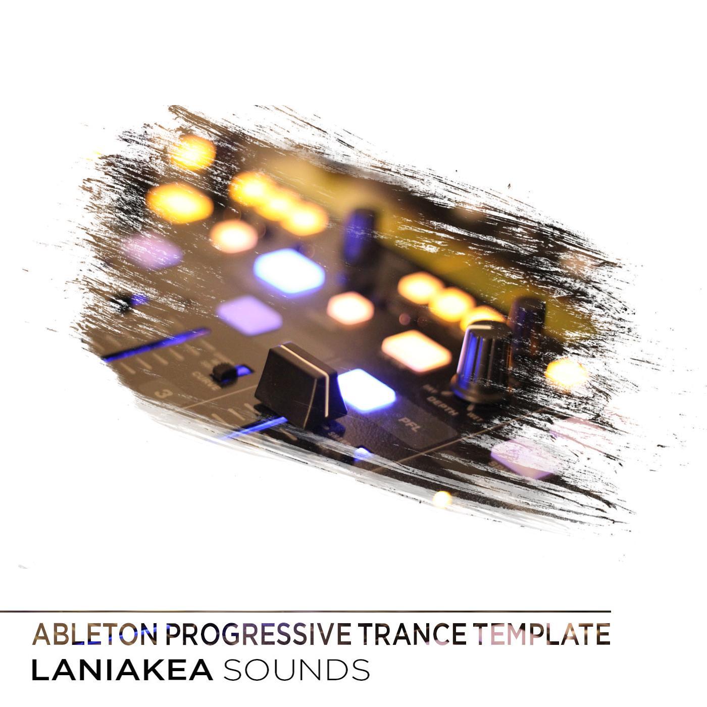 Ableton-Progressive-Trance-Template